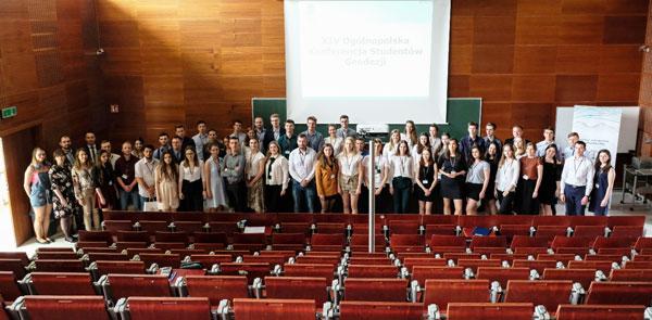 XIV konferencja OKSG
