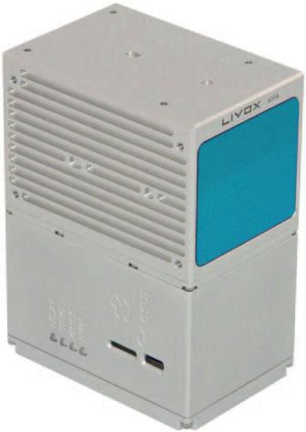 5. System skanowania laserowego ULS GS-260P (Geosun)
