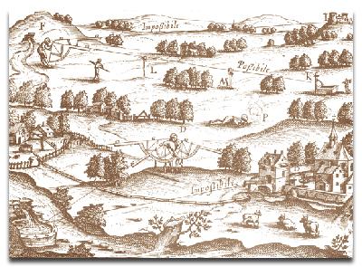 geodezja - definicja Cornelius de Jode