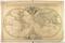 """<b class=pic_title>Alexis Hubert Jaillot """"Atlas Świata"""" Paryż, 1692 r.</b> <br /> <b class=pic_description style='font-size: 12px;'>mapa świata z podziałem na dwie półkule, G. Sanson</b> <br /> <b class=pic_author > fot. Archiwum Główne Akt Dawnych, Warszawa</b><br />"""
