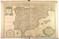 """<b class=pic_title>Alexis Hubert Jaillot """"Atlas Świata"""" Paryż, 1692 r.</b> <br /> <b class=pic_description style='font-size: 12px;'>mapa Hiszpanii z podziałem na królestwa i księstwa, G. Sanson</b> <br /> <b class=pic_author > fot. Archiwum Główne Akt Dawnych, Warszawa</b><br />"""