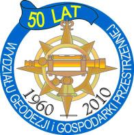 50-lecie Wydziału Geodezji i Gospodarki Przestrzennej Uniwersytetu Warmińsko-Mazurskiego