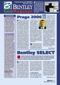 BENTLEY GeoMagazyn - marzec 2006, GEODETA 130