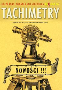 Tachimetry - grudzień 2007, GEODETA 151