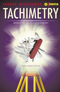 Tachimetry - grudzień 2010, GEODETA 187