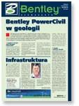 BENTLEY GeoMagazyn - wrzesień 2011, GEODETA nr 196