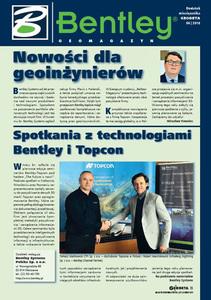 BENTLEY GeoMagazyn - czerwiec 2018, GEODETA nr 277