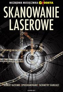 SKANOWANIE LASEROWE - listopad 2017, GEODETA 270