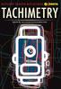 Tachimetry - grudzień 2009, GEODETA 175