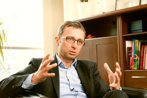 Robert Widz (fot. Jerzy Przywara)