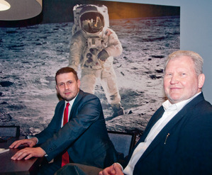 Maciej i Krzysztof Matysikowie (fot. Jerzy Królikowski)