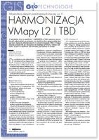 Harmonizacja VMapy L2 i TBD