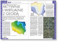 Aktywnie i wirtualnie z geoidą