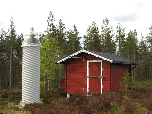 Stacja referencyjna GNSS (fot. Flickr/Johan)