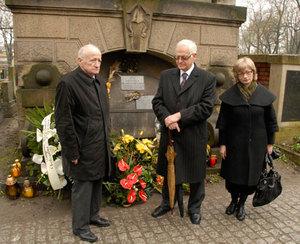 Uroczystość z okazji setnej rocznicy urodzin prof. Odlanickiego-Poczobutta