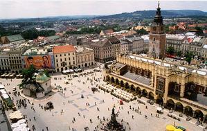 W czerwcu Kraków zaprasza geodetów <br /> fot. Wikipedia