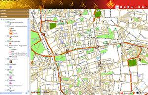 Łódź ma geoportal dla dwóch kółek