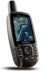 GPSMAP 62: nowa seria odbiorników outdoorowych Garmina