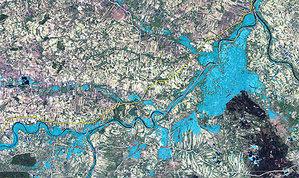 MŚ: mapy powodziowe będą na czas <br /> fot. SAFER