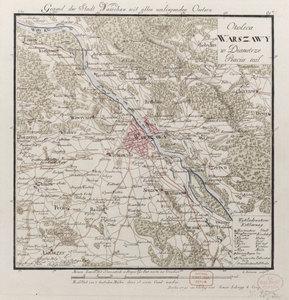 Zaproszenie na wystawę o planach i mapach Ursusa