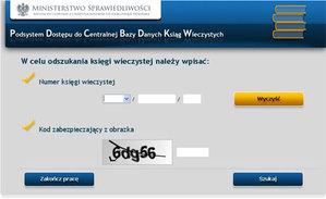 Elektroniczne księgi wieczyste w Wielkopolsce