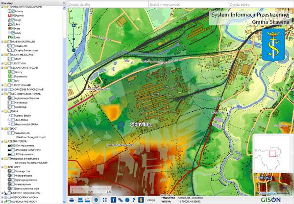 Geoforum Skawina Prezentuje Swoj Sip