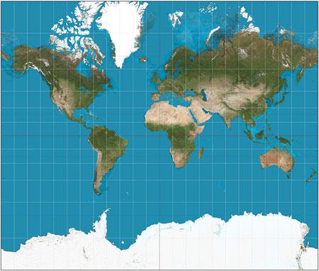 Geoforum Merkator Idzie W Odstawke