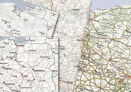 Geoforum Z Jakich Map Korzystalismy Na Urlopach