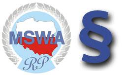 Geodezja w planie prac legislacyjnych MSWiA
