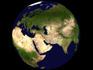 Zbliża się Dzień Teledetekcji <br /> fot. NASA