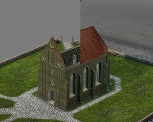 Gotyk 3D w Toruniu <br /> fot. KatedraWToruniu.pl