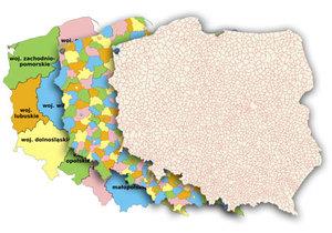 MSWiA: nowe nazwy miejscowości od 1 stycznia 2011 r.