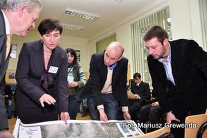 Finał GIS-owego projektu  w Olkuszu