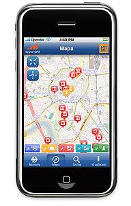 """Małopolska zimą"" dla iPhone?a i Androida"