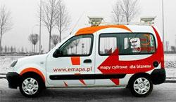 1,4 tys. km nowych dróg od Emapy <br /> fot. Emapa