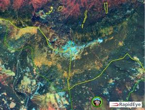 Babia Góra ma atlas satelitarny <br /> fot. ProGea Consulting