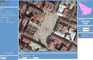 Cieszyn ma geoportal <br /> fot. miastocieszyn.geoportal2.pl