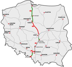 Dodatkowe zamówienie dla autostrady <br /> fot. Wikipedia