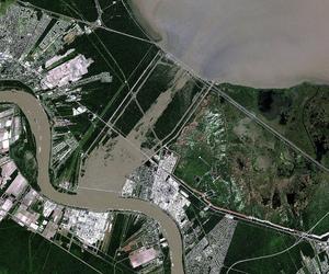 MSZ zamawia kryzysowe zdjęcia satelitarne <br /> for. DigitalGlobe