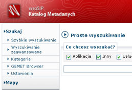 WroSIP szykuje katalog metadanych