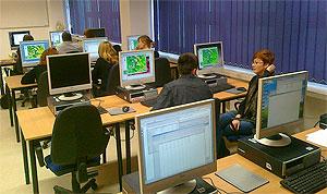 Modernizacja pracowni GIS i FOTO na Uniwersytecie Rolniczym
