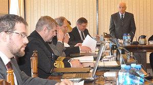 Pierwsze posiedzenie Rady IIP <br /> fot. MSWiA
