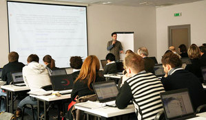 Szkolenie INSPIRE w Narodowym Instytucie Dziedzictwa <br /> fot. UNEP/GRID-Warszawa