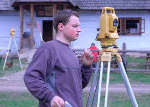 Jak zostać geodetą - seria spotkań dla absolwentów gimnazjów <br /> fot. AW
