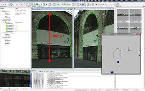 Mierz na panoramie z Fodis Measure3D