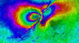 Satelity przewidzą wstrząsy? <br /> fot. JAXA