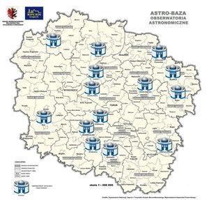 Kujawsko-Pomorskie wkrótce astrobazami stanie