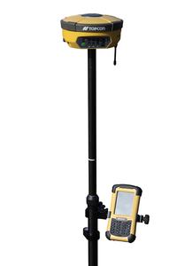 Nowy zestaw GPS Topcona z TopSurv 8