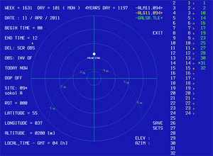 GLONASS L3 w eterze