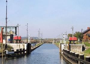 Przetarg na obsługę geodezyjną modernizacji stopnia wodnego Chróścice